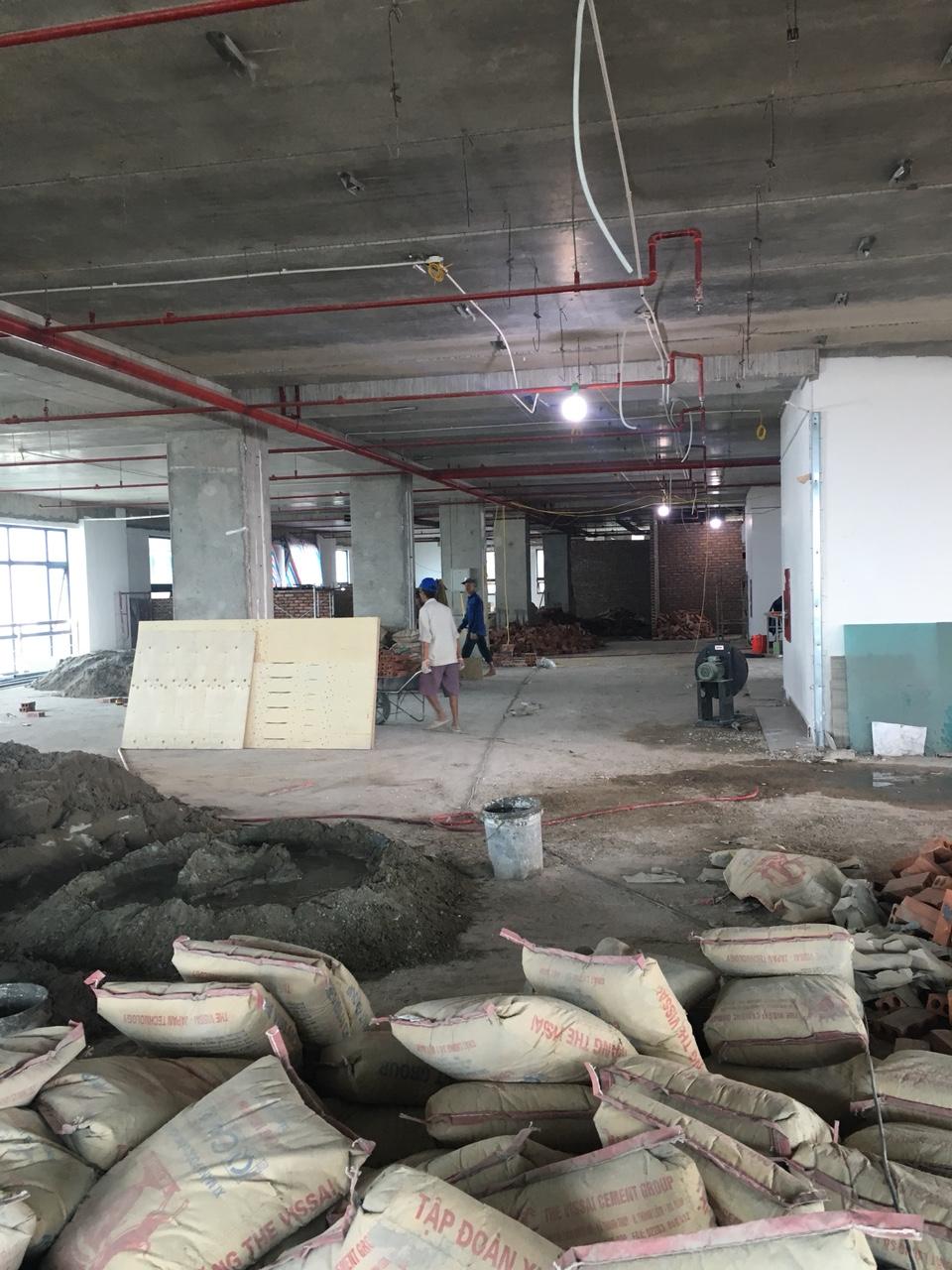 Công trình Andeva Spa tại quận Hoàng Mai, Hà Nội
