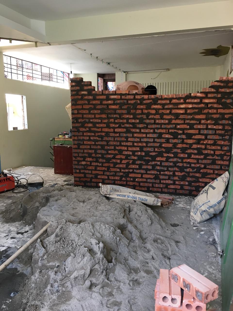 Công trình xây dựng trọn gói gia đình chị Huyền tại Hà Nội-4