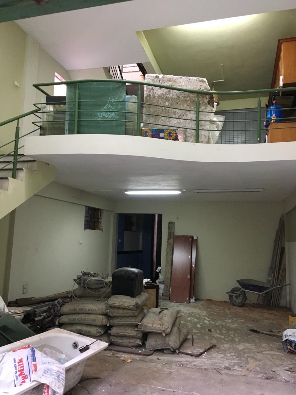 Công trình xây dựng trọn gói gia đình chị Huyền tại Hà Nội-5