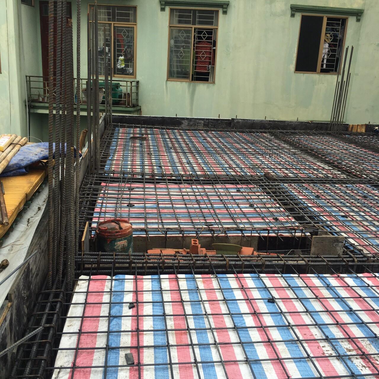 Hoàn thiện xây mới công trình nhà chú Hải tại Lạc Long Quân-1