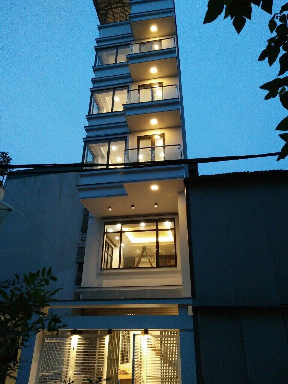 Hoàn thiện xây mới công trình nhà chú Hải tại Lạc Long Quân-12