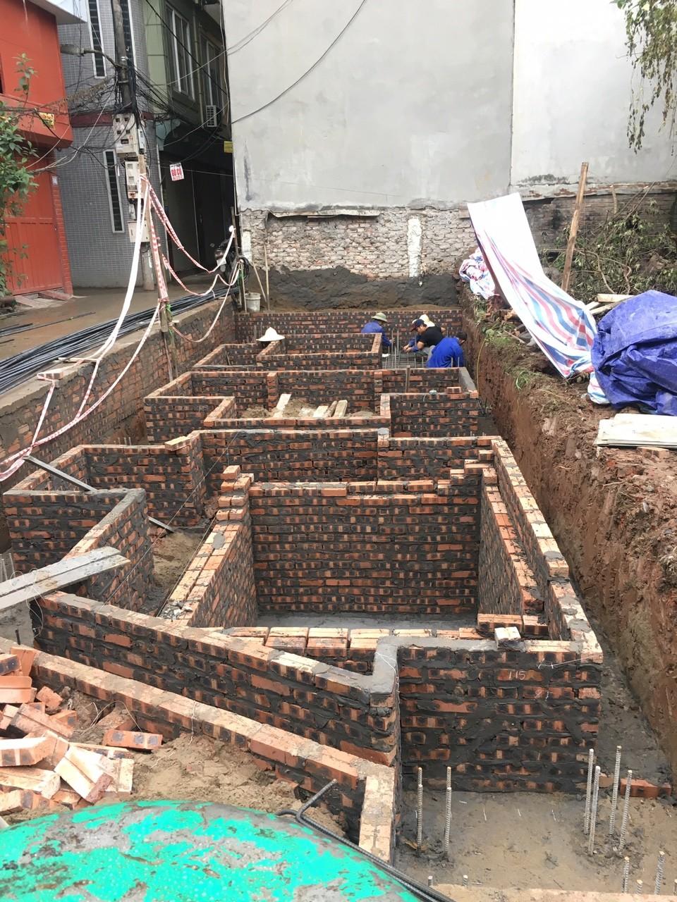 Hoàn thiện xây mới công trình nhà chú Hải tại Lạc Long Quân-2