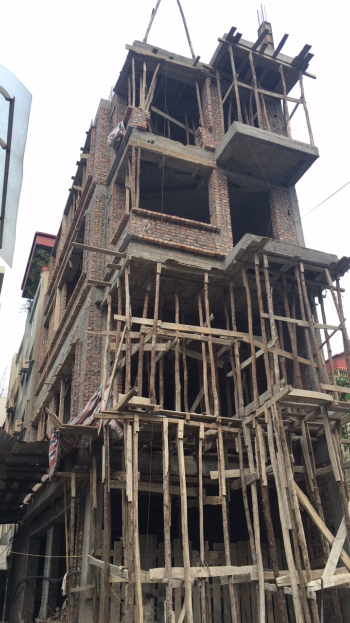 Hoàn thiện xây mới công trình nhà chú Hải tại Lạc Long Quân-4