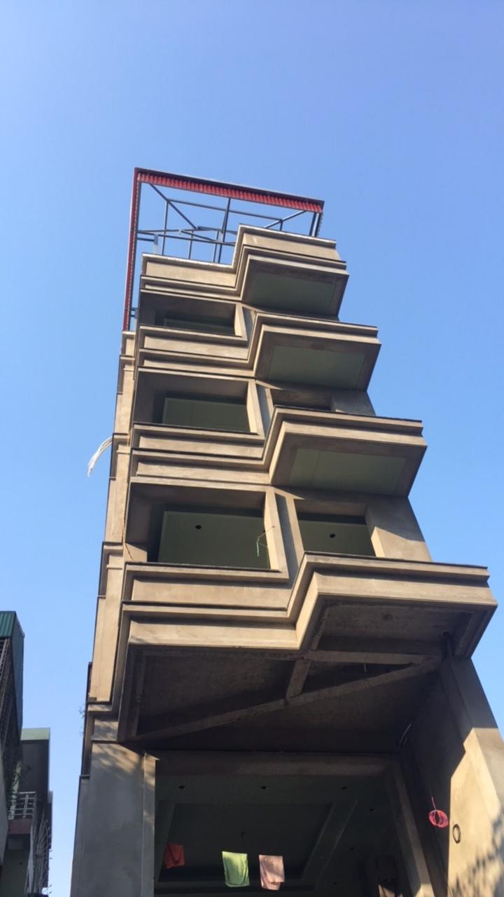 Hoàn thiện xây mới công trình nhà chú Hải tại Lạc Long Quân-5