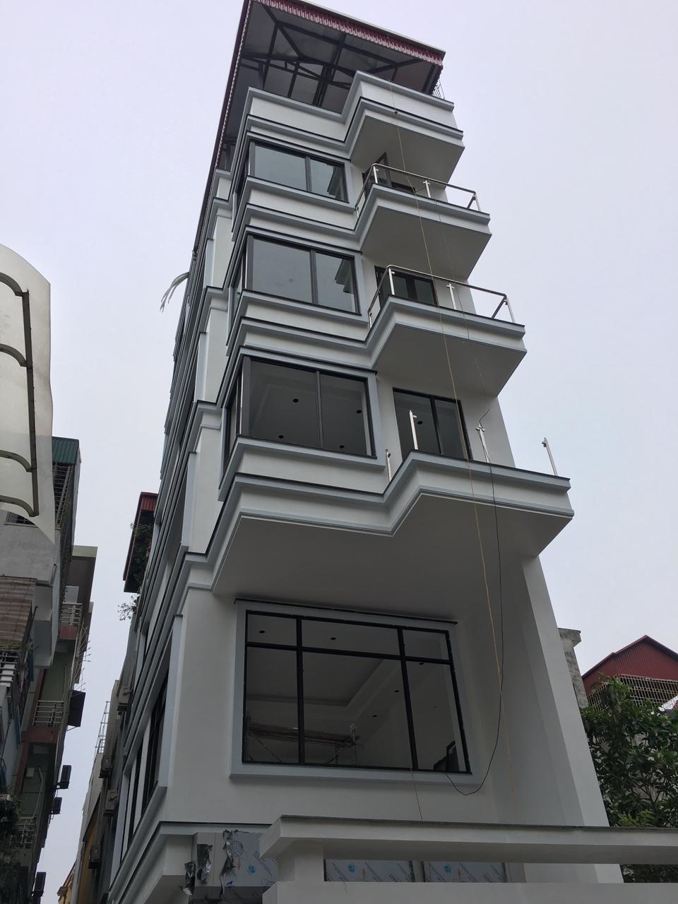 Hoàn thiện xây mới công trình nhà chú Hải tại Lạc Long Quân-7