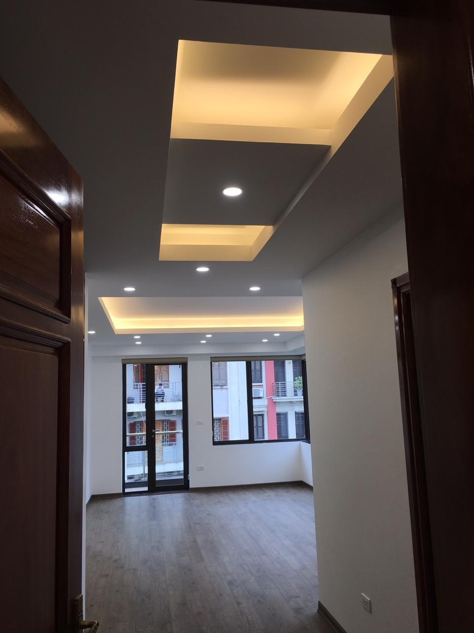Hoàn thiện xây mới công trình nhà chú Hải tại Lạc Long Quân-9