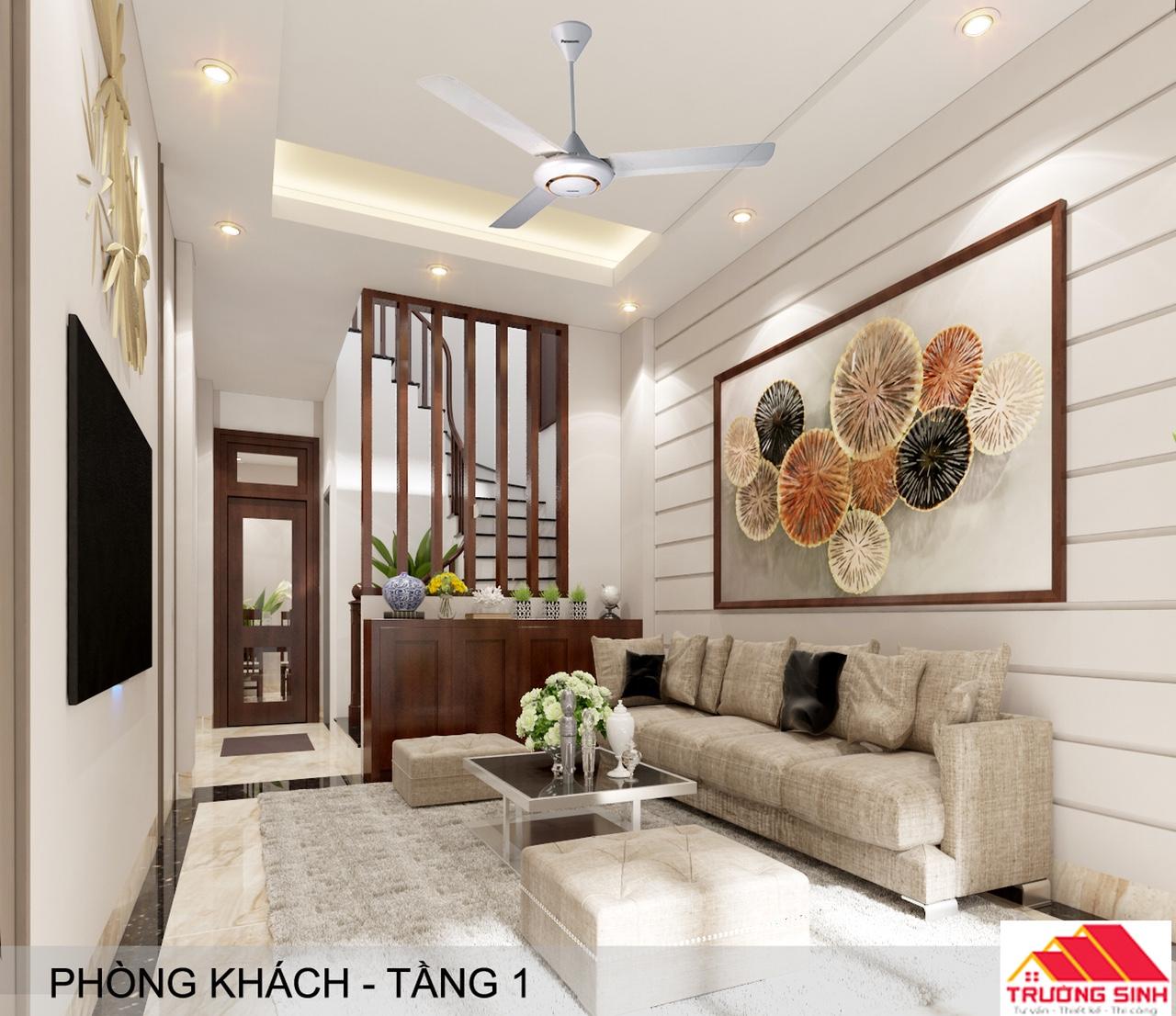 Thiết kế cải tạo sửa chữa nhà chú Thắng tại Ba Đình, Hà Nội-3