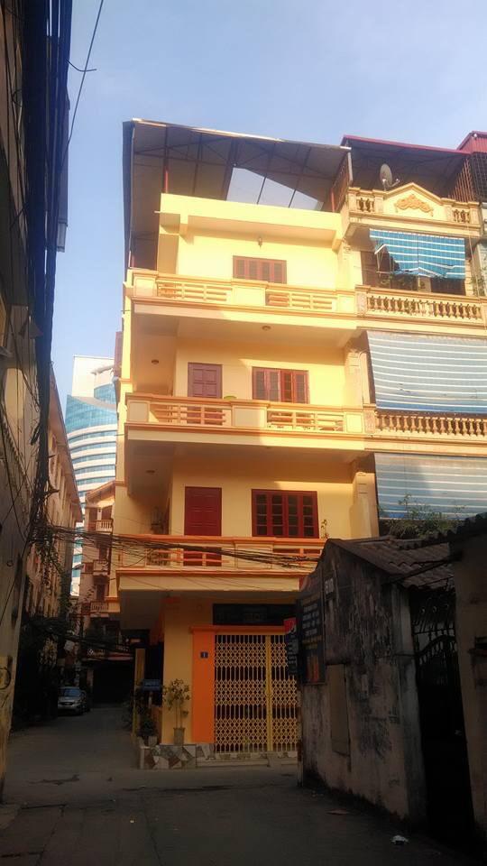 Công trình sửa nhà trọn gói cho gia đình anh Thành ở Hà Nội